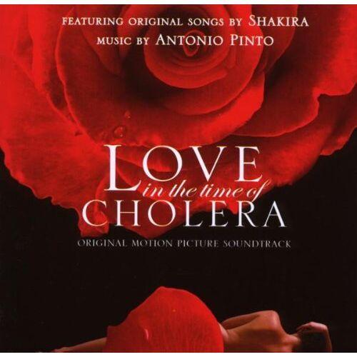 Shakira - Love in the Time of Cholera / Die Liebe in den Zeiten der Cholera (OST) - Preis vom 13.06.2021 04:45:58 h