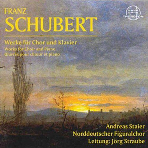Jörg Straube - Werke für Chor und Klavier - Preis vom 19.06.2021 04:48:54 h