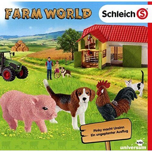 Schleich Farm World - Schleich Farm World-Hörspiel 1 - Preis vom 19.06.2021 04:48:54 h