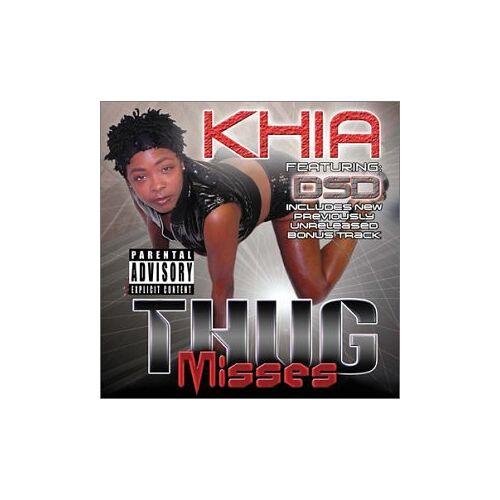 Khia - Thug Misses - Preis vom 11.06.2021 04:46:58 h