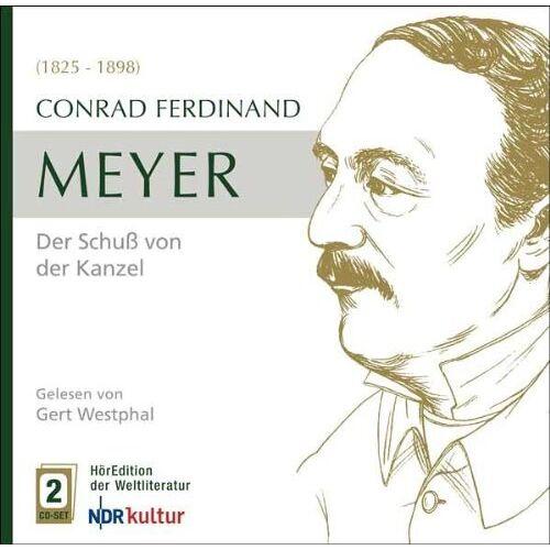 Gert Westphal - Der Schuss Von der Kanzel - Preis vom 11.06.2021 04:46:58 h