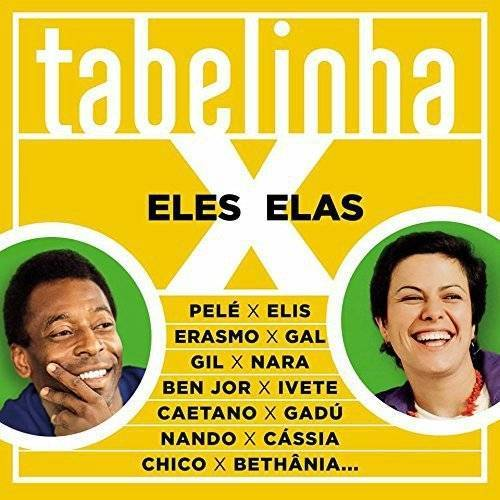 Various - Tabelinha Eles X Elas - Preis vom 18.06.2021 04:47:54 h