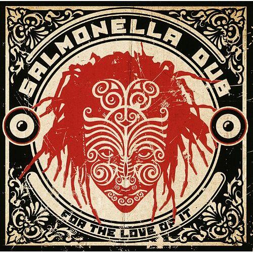 Salmonella Dub - For the Love of It - Preis vom 17.06.2021 04:48:08 h