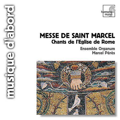 Ensemble Organum - Messe De Saint Marcel - Preis vom 14.06.2021 04:47:09 h