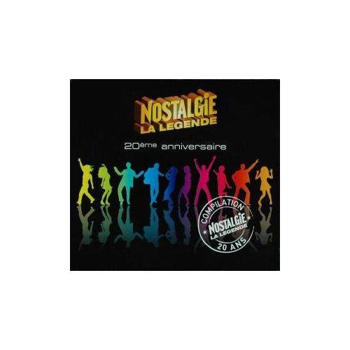 Various - Nostalgie 20 Ans - Preis vom 23.09.2021 04:56:55 h