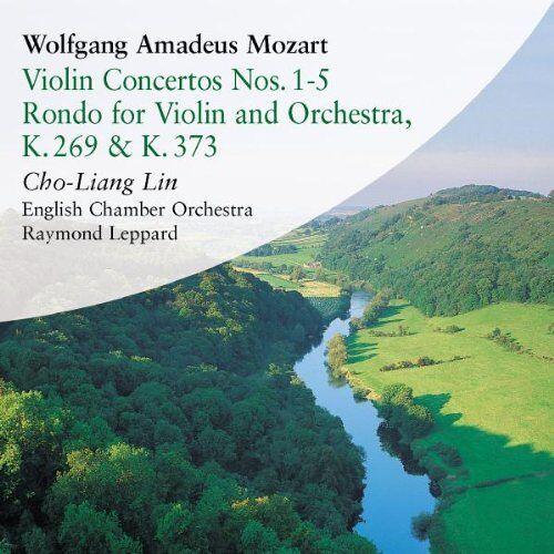 C. Lin - Mozart-the Violin Concertos - Preis vom 19.06.2021 04:48:54 h
