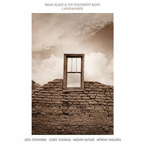 Blade, Brian & the Fellowship Band - Landmarks - Preis vom 16.06.2021 04:47:02 h