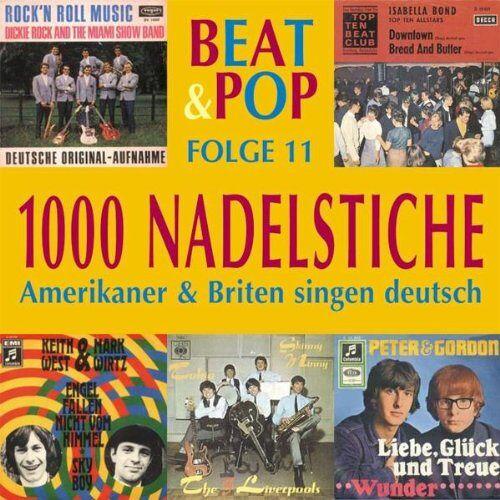 Various - 1000 Nadelstiche Vol.11 - Preis vom 14.06.2021 04:47:09 h