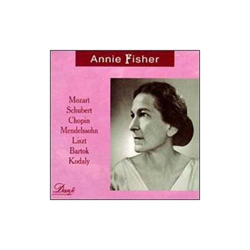 Annie Fisher - Annie Fisher/Live 1949-51 - Preis vom 23.07.2021 04:48:01 h