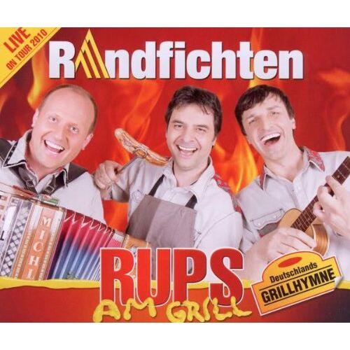 de Randfichten - Rups Am Grill (2-Track) - Preis vom 09.06.2021 04:47:15 h