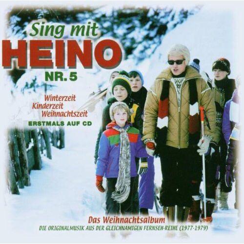 Heino - Sing mit Heino/Nr.5 Winterzeit Kinderzeit - Preis vom 11.06.2021 04:46:58 h