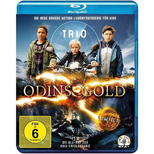 Atle Knudsen - Trio - Odins Gold (Staffel 1) [Blu-ray] - Preis vom 19.06.2021 04:48:54 h