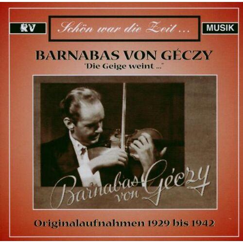 Barnabas von Geczy - Die Geige Weint... - Preis vom 19.06.2021 04:48:54 h