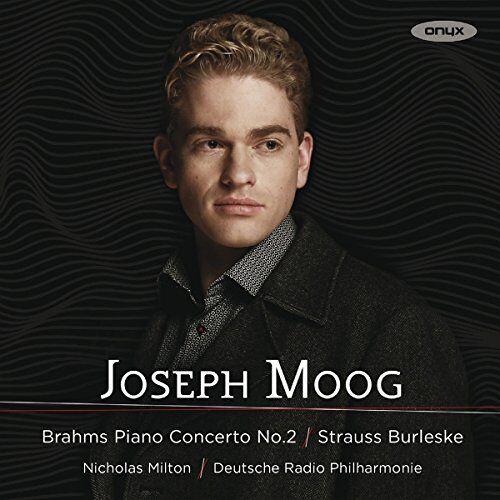 Joseph Moog - Strauss/Brahms: Burleske für Klavier & Orchester / Klavierkonzert Nr. 2 - Preis vom 19.06.2021 04:48:54 h