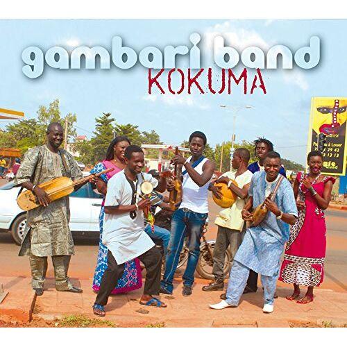 Gambari Band - Kokuma - Preis vom 21.06.2021 04:48:19 h