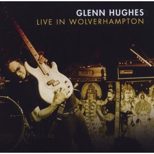 Glenn Hughes - Live in Wolverhampton - Preis vom 17.06.2021 04:48:08 h