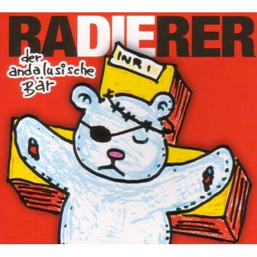 Die Radierer - Der Andalusische Bär - Preis vom 11.06.2021 04:46:58 h