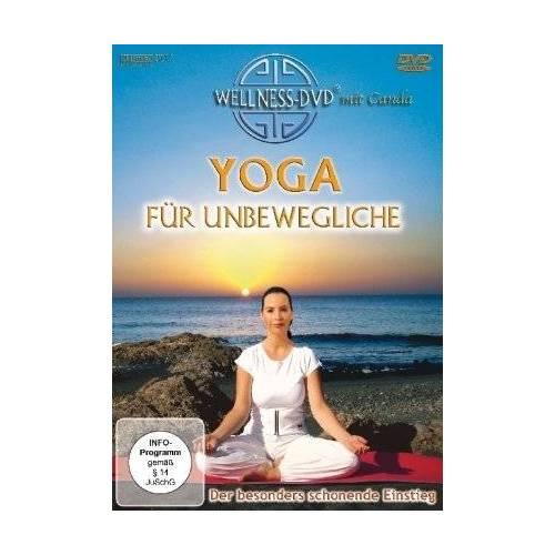 Canda - Yoga für Unbewegliche, 1 DVD - Preis vom 12.10.2021 04:55:55 h