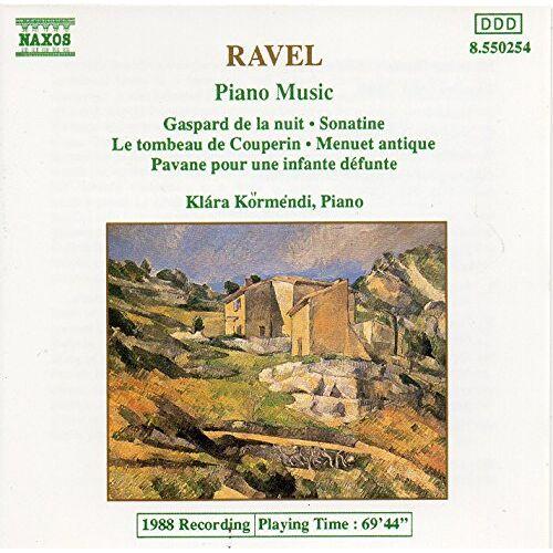 Klára Körmendi - Ravel: Piano Music - Preis vom 22.06.2021 04:48:15 h