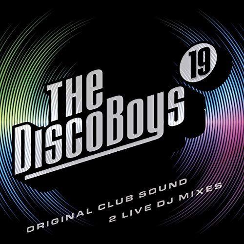 The Disco Boys - The Disco Boys Vol.19 - Preis vom 19.06.2021 04:48:54 h