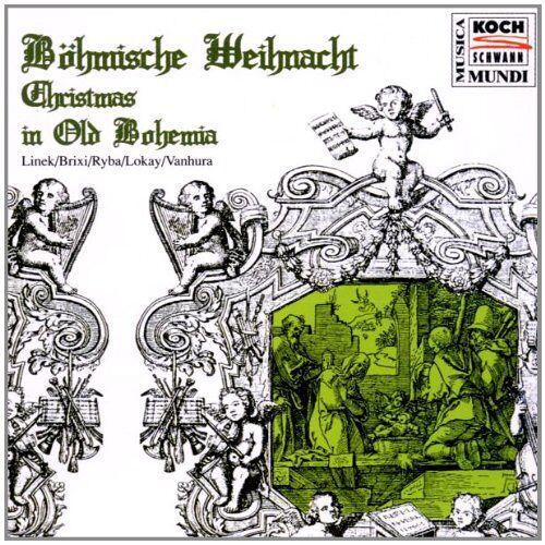 Various - Böhmische Weihnacht - Preis vom 13.06.2021 04:45:58 h