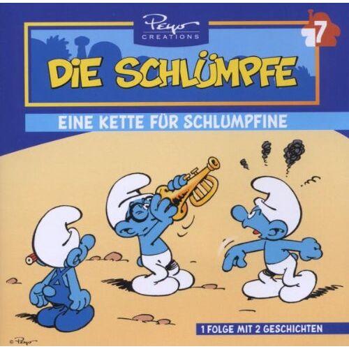 die Schlümpfe - 07: Eine Kette für Schlumpfine! - Preis vom 17.06.2021 04:48:08 h