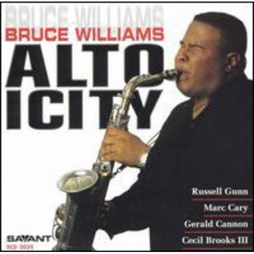Williams, Bruce, Russell Gunn, Marc Cary, Gerald C - Altoicity - Preis vom 25.07.2021 04:48:18 h