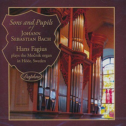 Hans Fagius - Various: Sons & Pupils of J.S. - Preis vom 21.06.2021 04:48:19 h