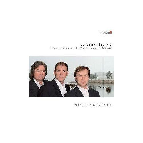 Münchner Klaviertrio - Brahms: Klaviertrios in B-Dur und C-Dur - Preis vom 19.06.2021 04:48:54 h