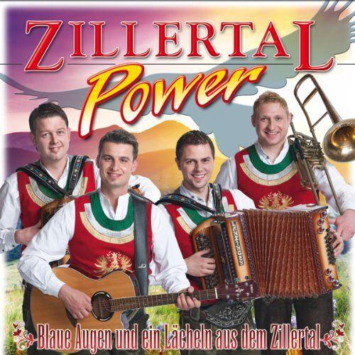 Zillertal Power - Blaue Augen und Ein Lächeln aus dem Zillertal - Preis vom 22.06.2021 04:48:15 h