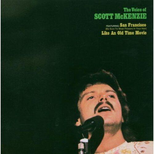 Scott McKenzie - The Voice of Scott Mckenzie - Preis vom 18.06.2021 04:47:54 h