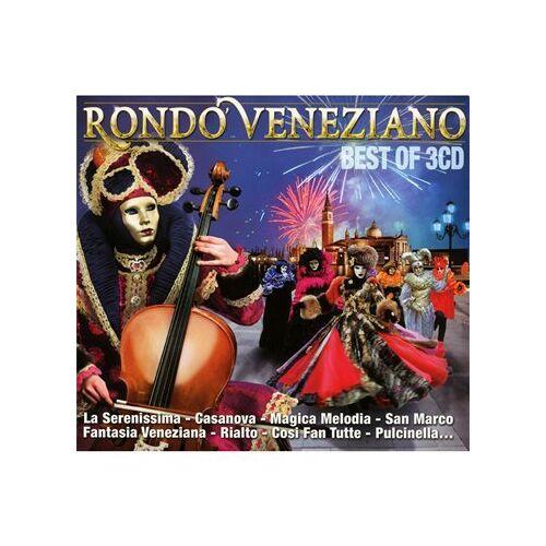 Rondo Veneziano - Rondò Veneziano - Best of 3 CD - Preis vom 27.07.2021 04:46:51 h