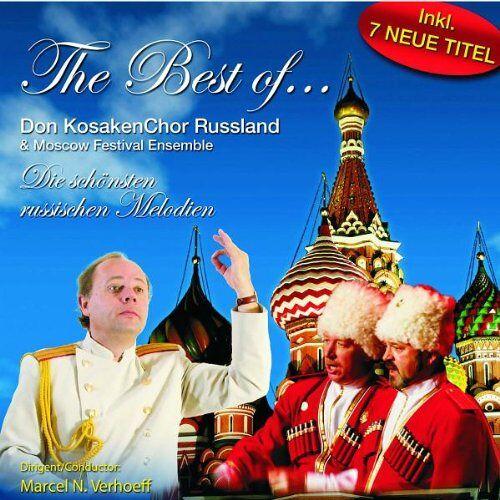 Don Kosakenchor Russland - Best of - Preis vom 09.06.2021 04:47:15 h