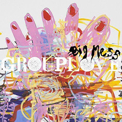 Grouplove - Big Mess [Red-Yellow Vinyl] [Vinyl LP] - Preis vom 20.06.2021 04:47:58 h