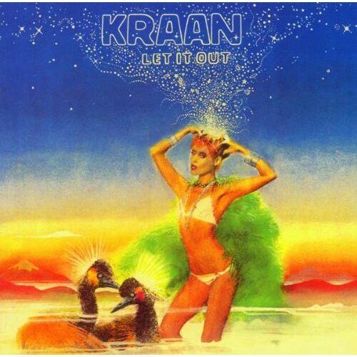 Kraan - Let It Out - Preis vom 12.10.2021 04:55:55 h