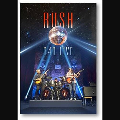 Rush - R40 Live (3 CD + Bluray) - Preis vom 12.06.2021 04:48:00 h