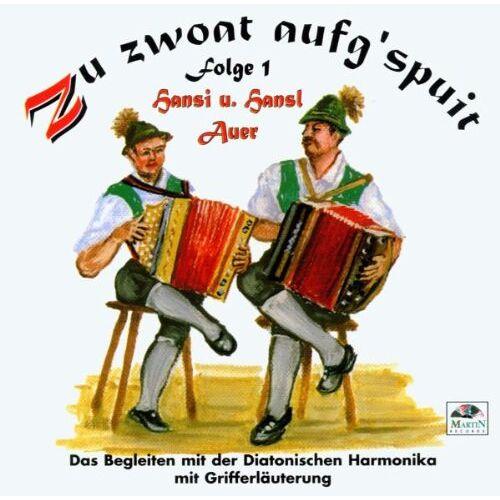 Auer, Hans U.Hansi - Zu Zwoat Aufg'spuit - Preis vom 17.06.2021 04:48:08 h