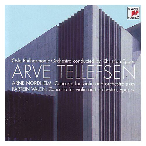Arve Tellefsen - Valen, Nordheim - Preis vom 13.06.2021 04:45:58 h