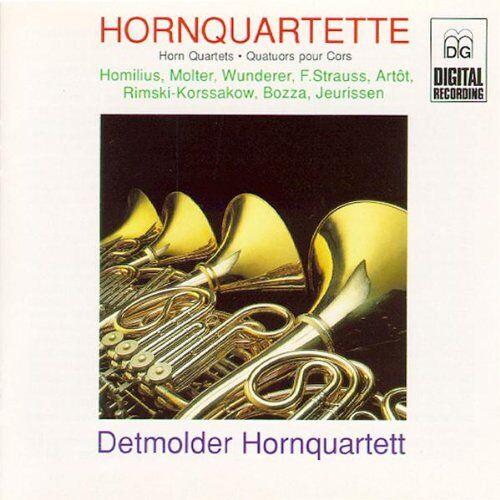 Detmolder Hornquartett - Hornquartette - Preis vom 17.06.2021 04:48:08 h