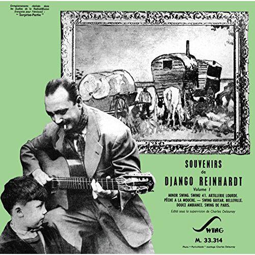 Django Reinhardt - Souvenirs de Django Reinhardt - Preis vom 19.06.2021 04:48:54 h