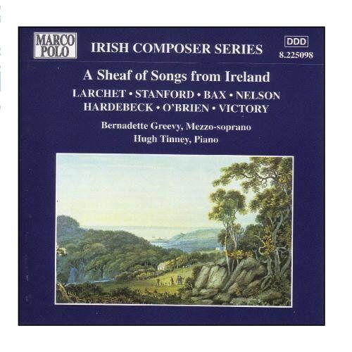 Bernadette Greevy - A Sheaf Of Songs From Ireland - Preis vom 17.06.2021 04:48:08 h