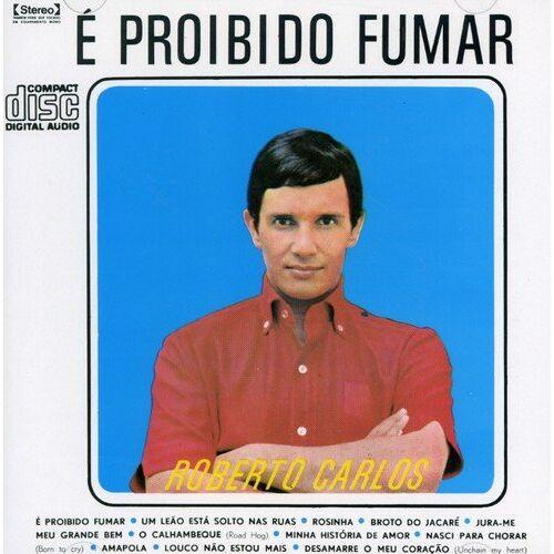 Roberto Carlos - E Proibido Fumar [1964] - Preis vom 11.10.2021 04:51:43 h