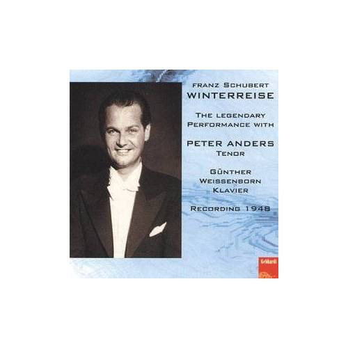 Peter Anders, Weissenborn Kl. 1948 - Schubert:Winterreise - Preis vom 22.06.2021 04:48:15 h