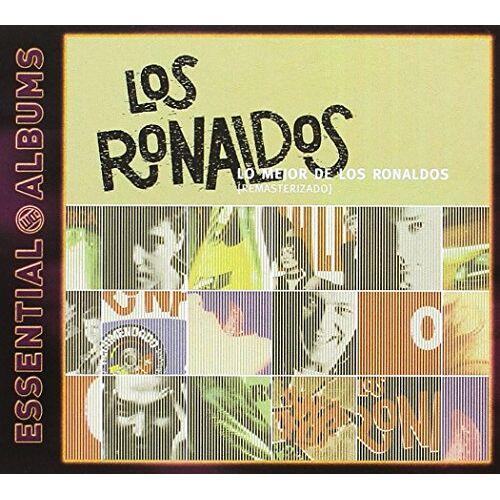 Los Ronaldos - Lo Mejor de Los Ronaldos - Preis vom 22.06.2021 04:48:15 h