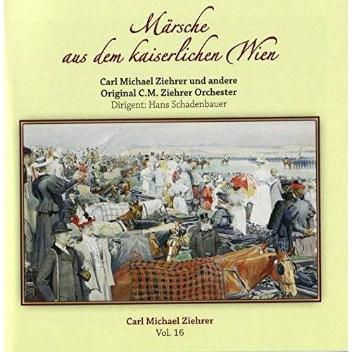 Various - Märsche aus dem kaiserlichen Wien - Preis vom 14.06.2021 04:47:09 h