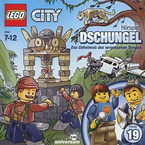 Lego City - Lego City 19: Dschungel (CD) - Preis vom 18.06.2021 04:47:54 h