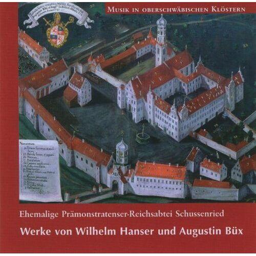 Various - Musik in Oberschw.Klöstern Schussenried - Preis vom 11.06.2021 04:46:58 h