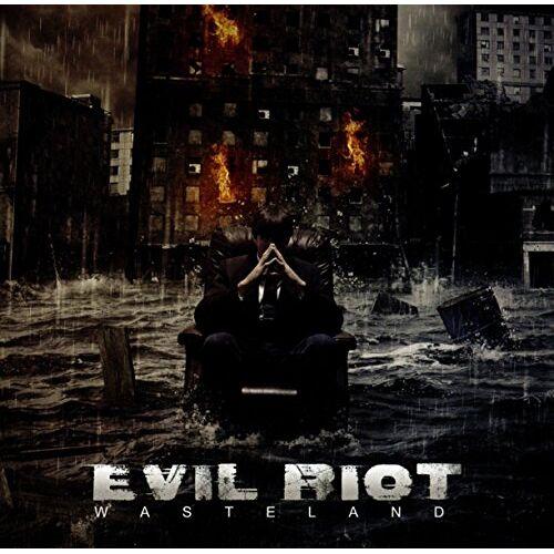Evil Riot - Wasteland - Preis vom 15.06.2021 04:47:52 h