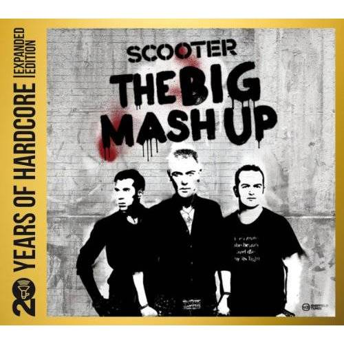 Scooter - 20 Years of Hardcore-the Big Mash Up - Preis vom 21.06.2021 04:48:19 h