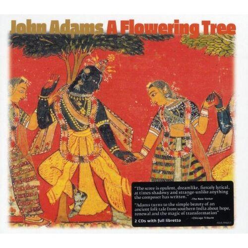 John Adams - A Flowering Tree - Preis vom 13.06.2021 04:45:58 h
